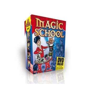 Magic school 100 tours Oid Magic avec DVD-100 D