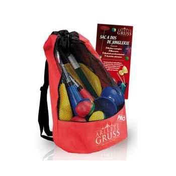 Sac à dos avec accessoires de jonglerie pro Oid Magic-AG7