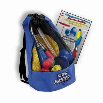 Sac à dos avec accessoires de jonglerie Oid Magic-JU8