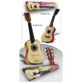 guitare 75 cm mecanisme de reglage pro oid magic gui29