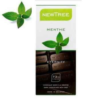 Tablette de chocolat Newtree Noir Eternity à la Menthe -P04AA041502