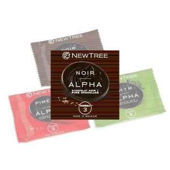 Lot 24 Disques Pastilles Alpha Newtree Noir 73 % -P10AF042119