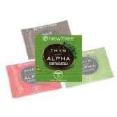 lot 24 disques pastilles alpha newtree noir thym p10af042219