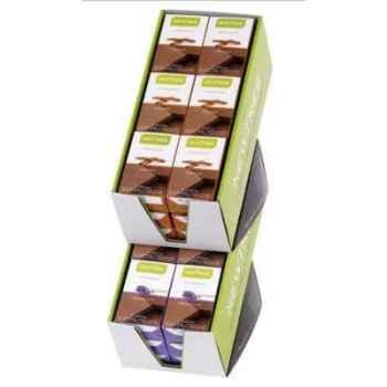 18 Minibox de 3 Mini-Tablettes Newtree Noir Pleasure 73 % -P20AB090109