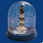 boule neige phare chassiron bn001