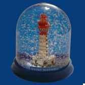 boule neige phare saint mathieu bn007