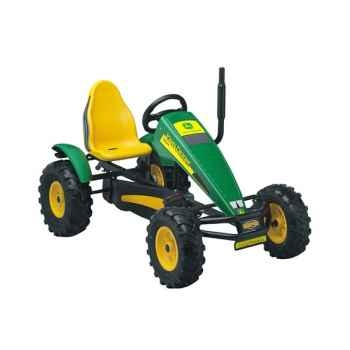 Kart à pédales Berg Toys John Deere AF-03732200