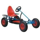 kart a pedales berg toys extra af sport d argent 03368200