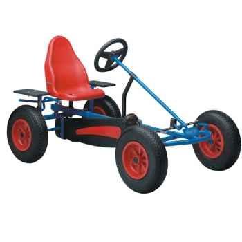 Kart à pédales Berg Toys Extra AF Sport d\'argent-03368200