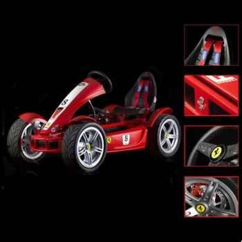 Kart à pédales Berg Toys Ferrari FXX Exclusive-03905700