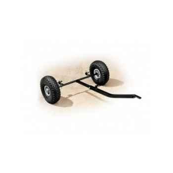 Cadre de remorque noire basque Kart Berg Toys -182514