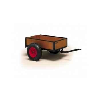 Benne de base sur cadre remorque Kart Berg Toys -180635