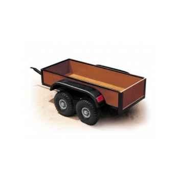Chariot Vario avec bache rouge -bt185204bache