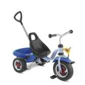 tricycle puky cat1s bleu 2126