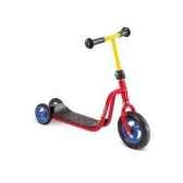 trottinette rouge puky r1 5153
