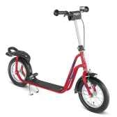 trottinette rouge puky r085423