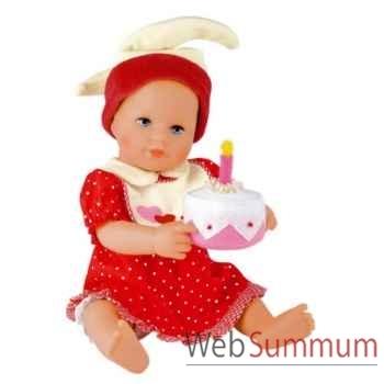 Poupon Baby Mein Käthe Kruse Mon premier anniversaire-37953