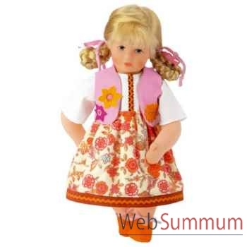 Poupée Enfant du Bonheur Käthe Kruse Janina-42901