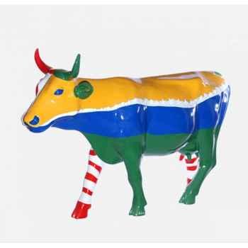 Cow Parade - Sao Paulo, Artiste Anita Kaufmann, Dupla NacionalidadeZZ -46377