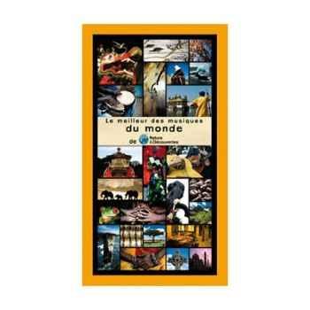CD Le meilleur des musiques du Monde Vox Terrae -17110150