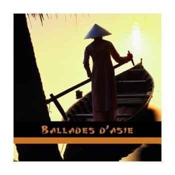 CD Ballades d'Asie Vox Terrae -17109100