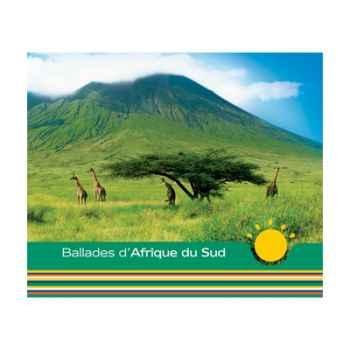 CD Ballades d'Afrique du Sud Vox Terrae -17110330
