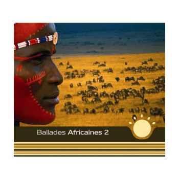 CD Ballades Africaines Vox Terrae Volume 2 -17109840