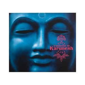 CD L'essentiel de Karunesh Vox Terrae-17110020