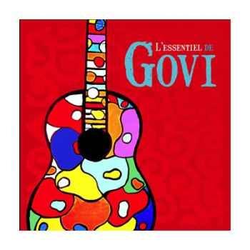 CD L'essentiel de Govi Vox Terrae-17110030