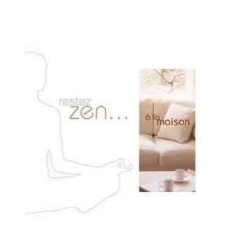 CD Restez zen... à la Maison Vox Terrae-17108950