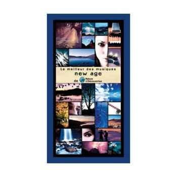 CD Le meilleur des musiques New Age Vox Terrae-17110120