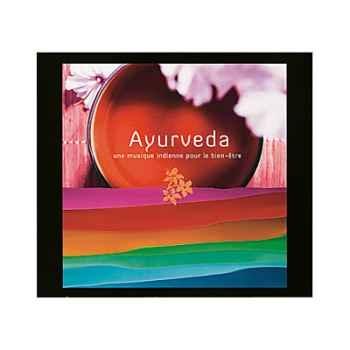 CD Ayurveda  Vox Terrae Une musique Indienne pour le bien être-17110010