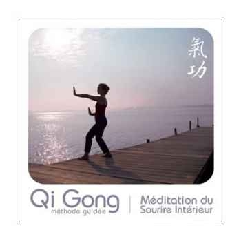 CD Qi Gong Vox Terrae Méditation du Sourire Intérieur-17109440