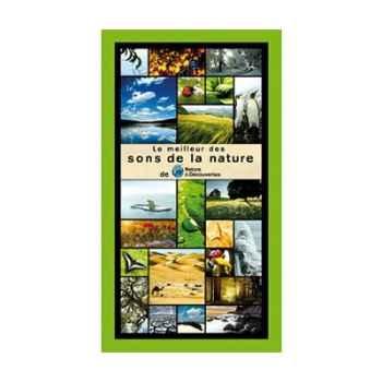 CD Le meilleur des sons de la nature Vox Terrae-17110250