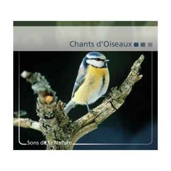 CD Chants d'Oiseaux Vox Terrae-17104170