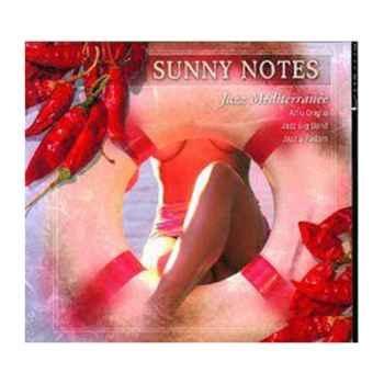 CD musique Terrahumana Sunny Notes Jazz Méditerrané -1165