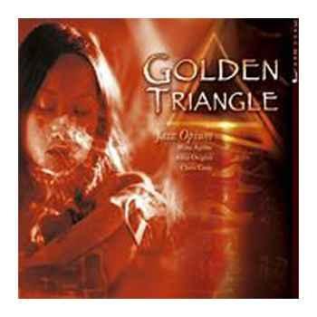 CD musique Terrahumana Golden Triangle Jazz Opium -1172