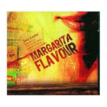 CD musique Terrahumana Margarita Flavour Jazz Latin -1168