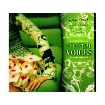 CD musique Terrahumana Celestial Voices Jazz Vocal -1162