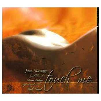 CD musique Terrahumana Jazz Massages Touch me -1171