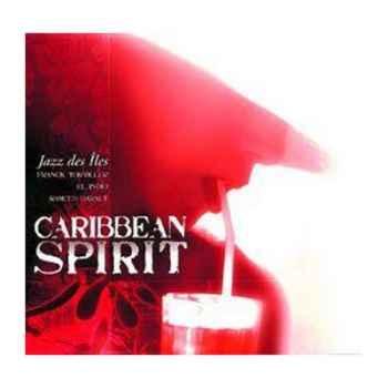 CD musique Terrahumana Carribean Spirit Jazz des îles -1167