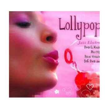 CD musique Terrahumana Lollypop Jazz Electro -1160