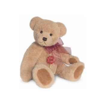 Peluche Hermann Teddy Original® Ours Lisa, en vison édition limitée -10103 1