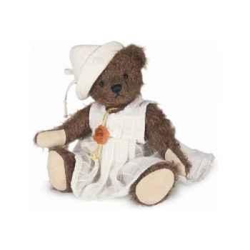 Peluche Hermann Teddy Original® Ours Bienchen mohair édition limitée -11817 6