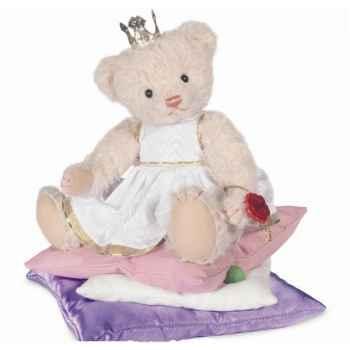 Peluche Hermann Teddy Original® Ours Princesse au petit pois, en mohair édition limitée -11831 2