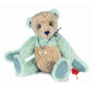 Peluche Hermann Teddy Original® Ours Eiskristall, en mohair édition limitée -11936 4