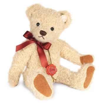 Peluche Hermann Teddy Original® Ours Ginger, en alpacca édition limitée -12129 9