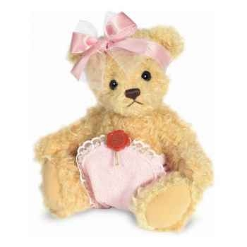 Peluche Hermann Teddy Original® Ours Anna-culotte bébé, en mohair édition limitée -14728 2