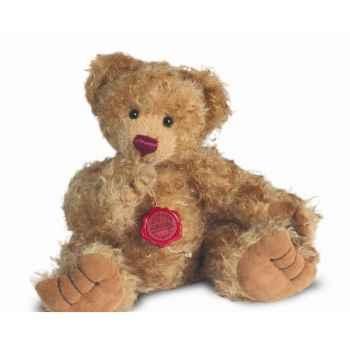 Peluche Hermann Teddy Original® Ours Däumeling or Sbattu, en mohair édition limitée -15544 7