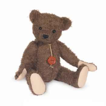 Peluche Hermann Teddy Original® Ours Nougat, en mohair édition limitée -16639 9
